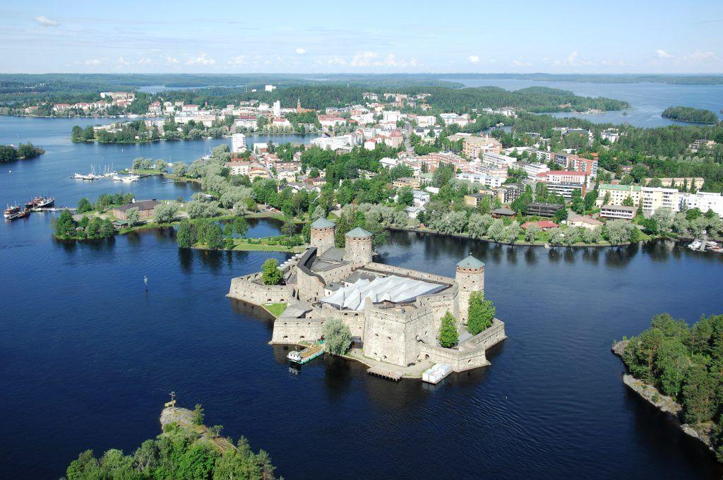 Miksi venäläiset tulevat iloiseen Itä-Suomeen?