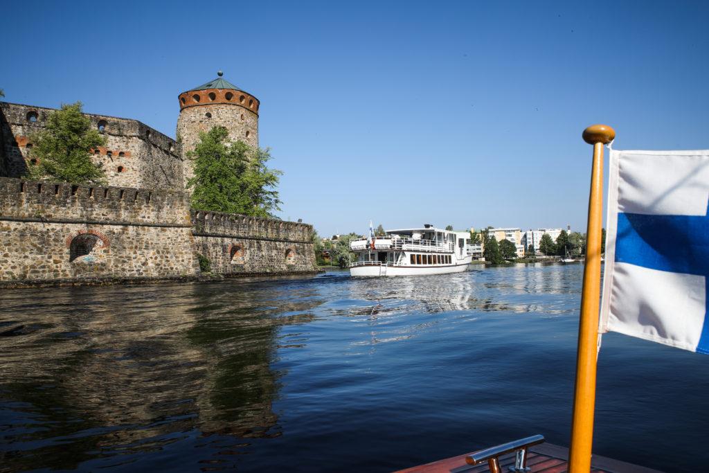 Menestyjät: Savonlinna on ihana kesäkaupunki